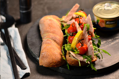 2.Sandwich-rosii